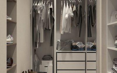 Sådan opgraderer du dit klædeskab